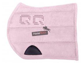 Podsedlová dečka PUFF PAD Super grip Soft pink