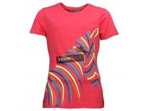 Dívčí triko s potiskem