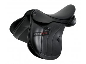 SS20 Harlington Synthetic GP Saddle Black Main Image 72 RGB zoom