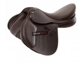 SS20 Foxhill Pony Synthetic GP Jump Saddle Brown Main Image 72 RGB zoom