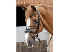 SS19 Favoloso Anatomic Bridle with Crank Noseband Brown Main Image RGB 72 zo