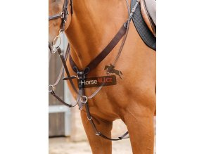 Baressa Jumping Breastplate Brown Web zoom