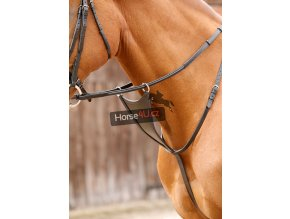 Rosello Bib Martingale black RGBx900