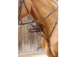 Rosello Bib Martingale Brown RGBx900