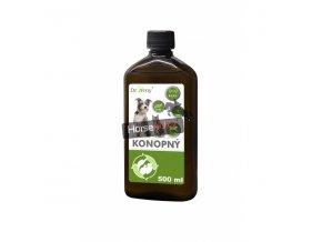 dromy konopny olej 500 ml