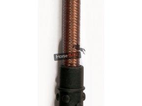 Lonžovací bič Pfiff Brown