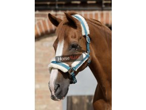 SS19 Techno Wool Lined Head Collar Turquoise Main Image RGB 72 zoom