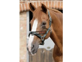 SS19 Plain Padded Head Collar Green Main Image RGB 72 zoom