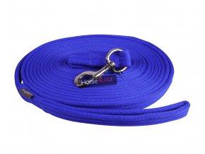 Lonž QHP Cobalt blue