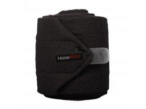 Fleecové bandáže QHP Black
