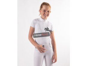 Dívčí závodní triko Riva Junior