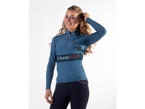 Sportovní triko Lotte Blue