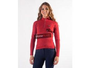 Sportovní triko Lotte Red