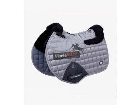 Capella Wool GPJump Saddle Pad Anthracite 1 768x