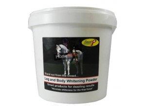 Bělící prášek SM Leg & Body Whitener 1kg