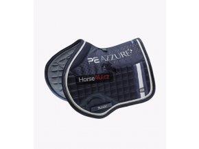 Azzure Anti Slip Satin GPJump Square Navy 1 768x