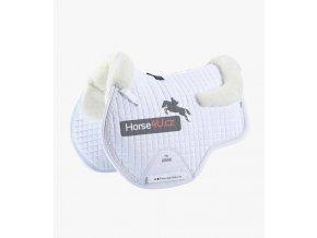 Close Contact Merino Wool European Half Lined GP Jump Square White Natural 1 768x