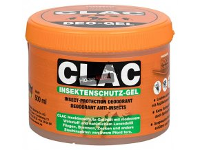 Repelentní gel CLAC 500 ml