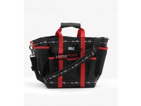 Grooming Kit Bag Black and Red 1 1024x