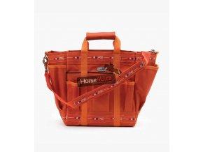 Grooming Kit Bag Orange and Amber 1 768x