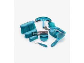 Soft Touch Grooming Kit Sets Med Blue and Peacock 1 768x