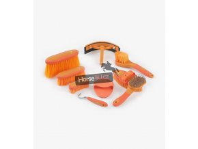 Soft Touch Grooming Kit Sets Orange and Amber 1 768x