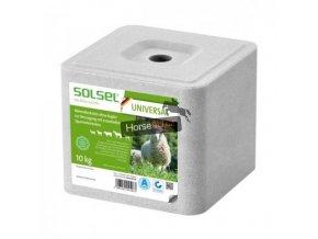 Solný liz SOLSEL Uni 10 kg