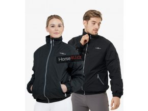Pro Rider Unisex Waterproof Riding Jacket Both Black 1 ALT 1024x