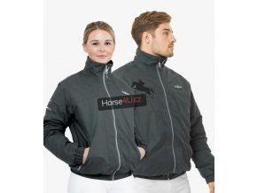 Pro Tech Rider Ladies Waterproof Jacket Grey 1 ALT 768x
