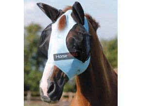 Elastická maska na uši PE Comfort Blue