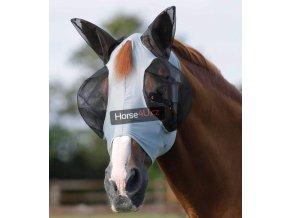 Elastická maska na uši PE Comfort Grey