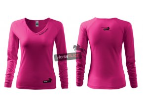 Dámské triko Elegance Růžové