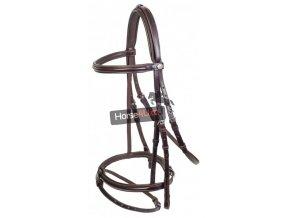 schockemoehle sports trense londonderry antique brown silver 102 00799 720x600
