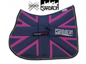 Podsedlová dečka Eskadron UK-STYLE