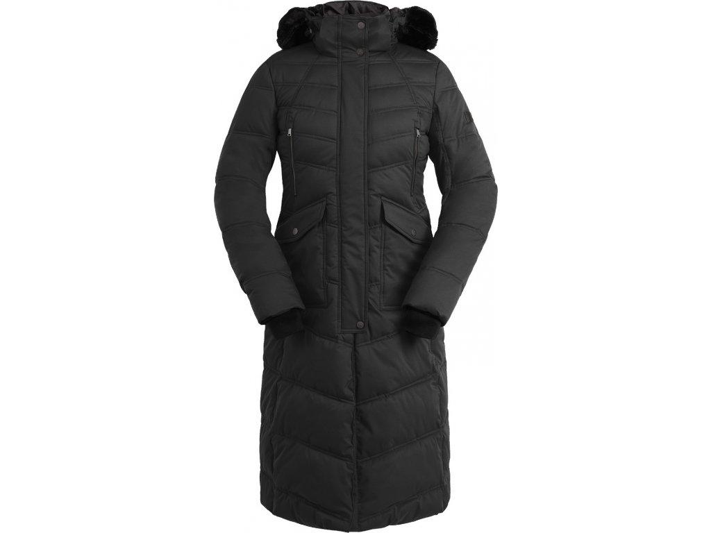Kabát Saphira ELT nový model 2021/22, zimní, dámský, černý