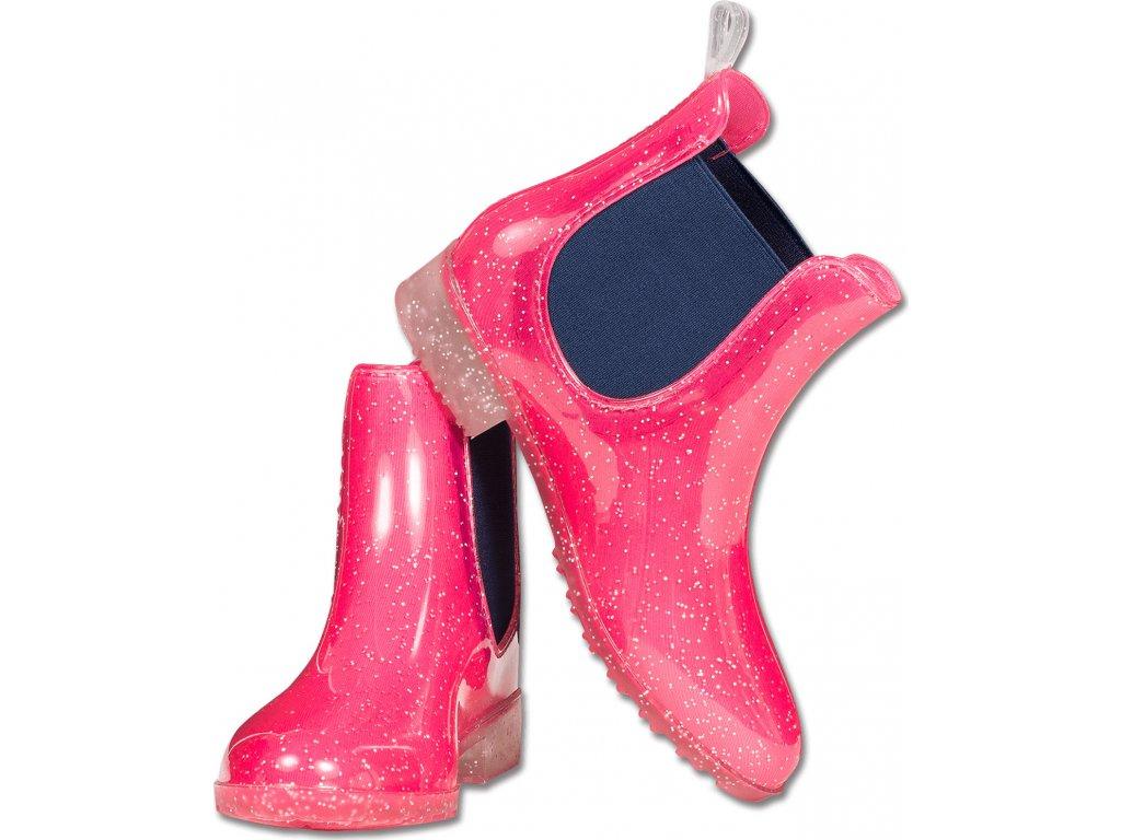 Pérka Sparkle ELT, pink