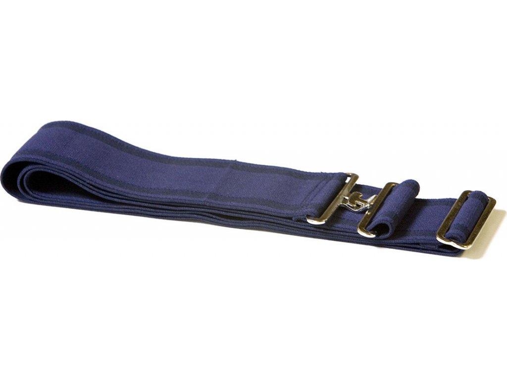 Elastický popruh k dece QHP, blue