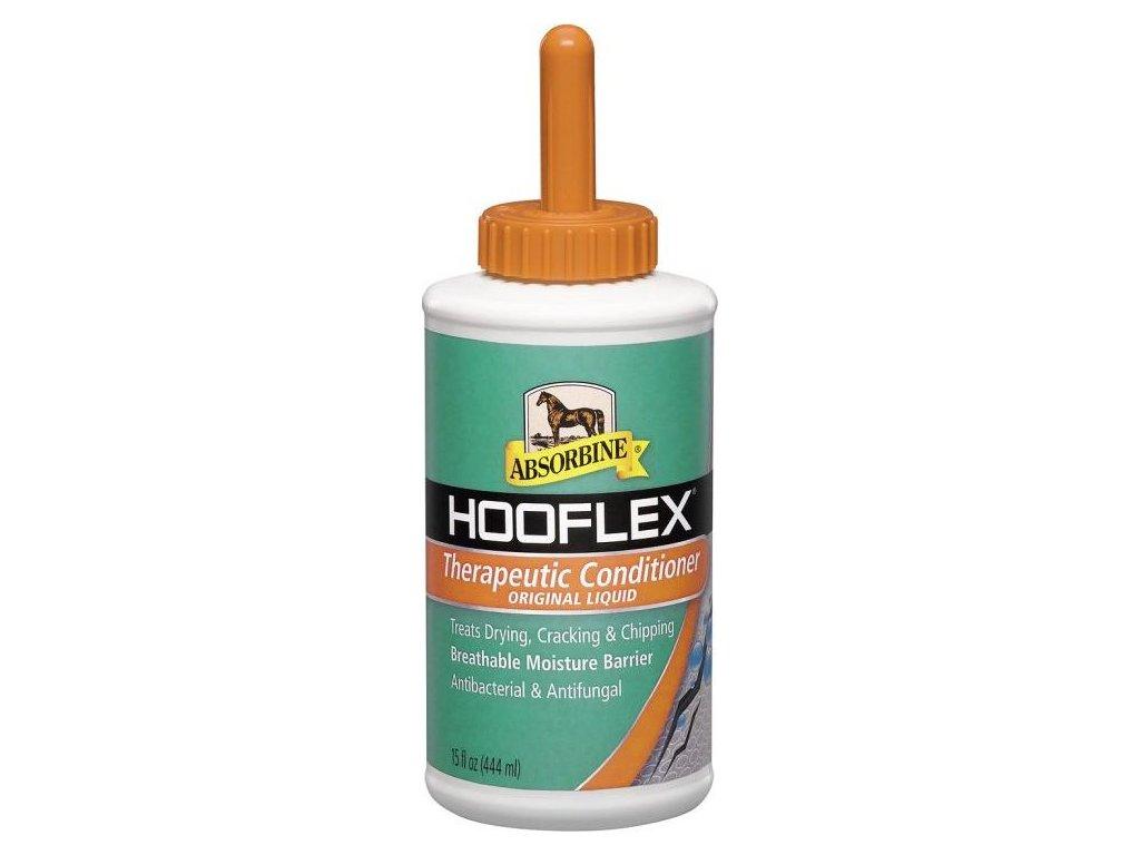 Hooflex kondicionér na kopyta, lahev se štětcem, 450 ml