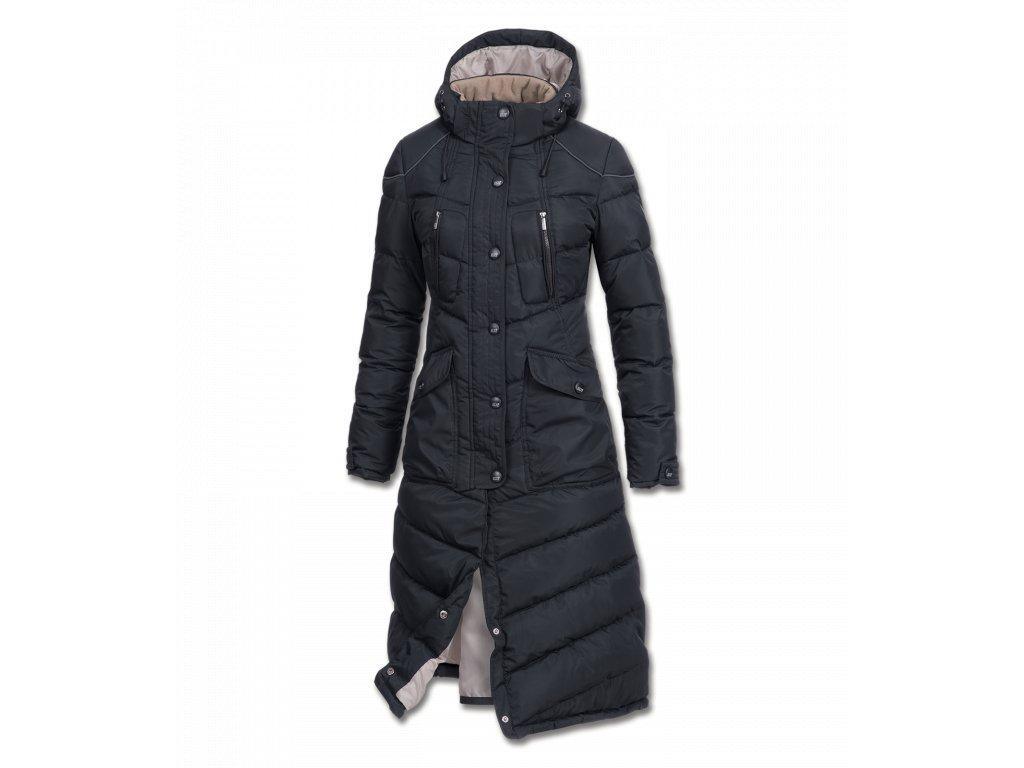 931b3db0e Kabát zimní jezdecký Saphira ELT, černý (Barva schwarz, Velikost XXL)