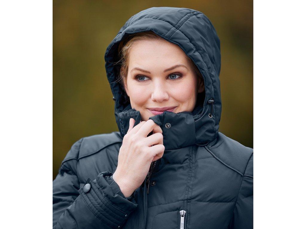 b8f8dd305 Kabát zimní jezdecký Saphira ELT, černý | HORSEandME.eu