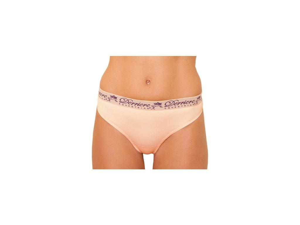 Kalhotky bezešvé tanga Derriere G 629d01ac77