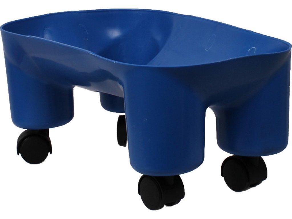 Kolečka ke skákajícímu koníkovi JUMPY QHP, blue