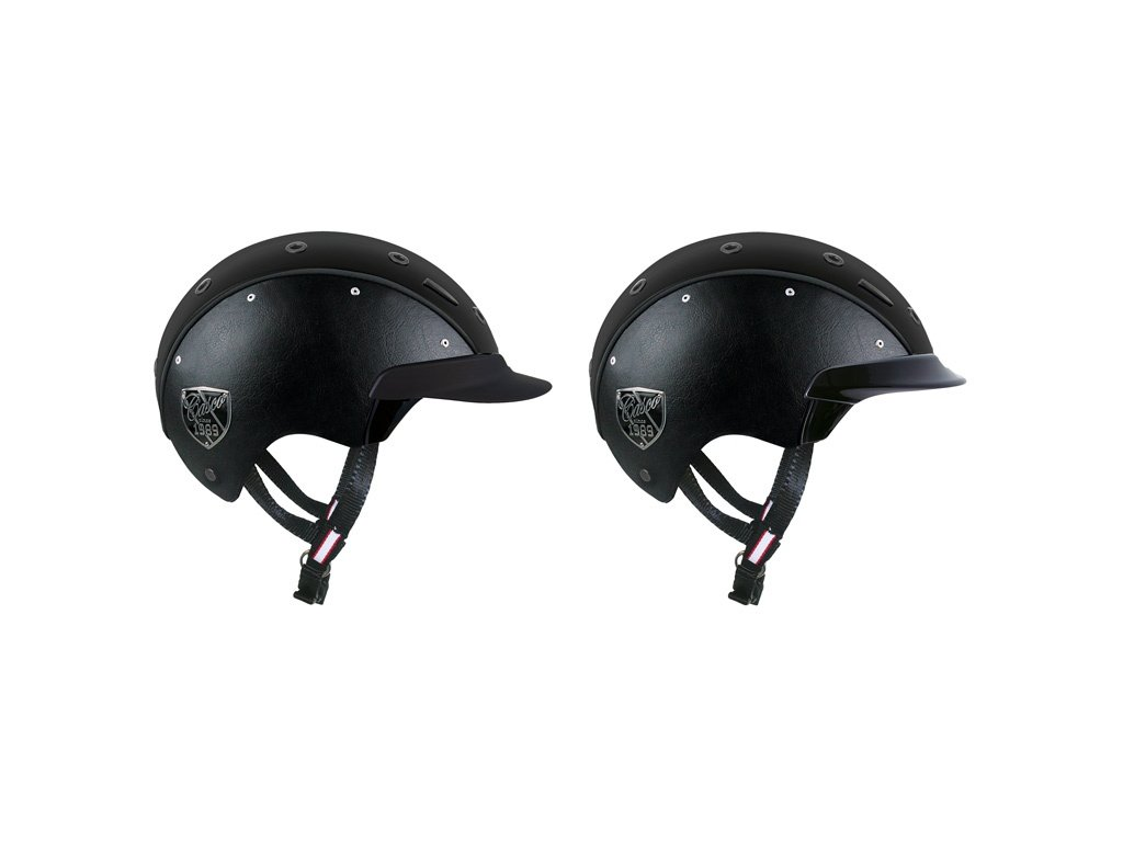 Kšilt na helmu krátký k helmě Champ-6 CASCO, hnědý