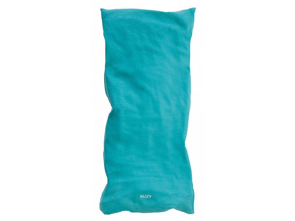 Multifunkční šátek MATT, unisex, tyrkysový