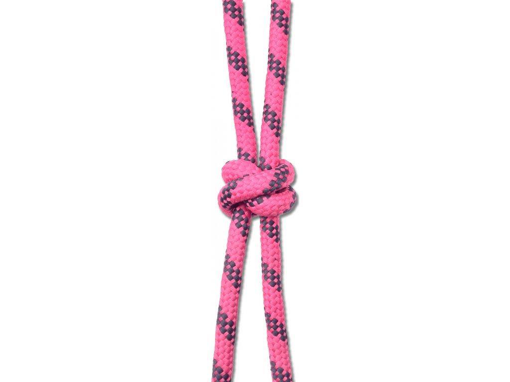 Ohlávka provazová Waldhausen, pink/night blue