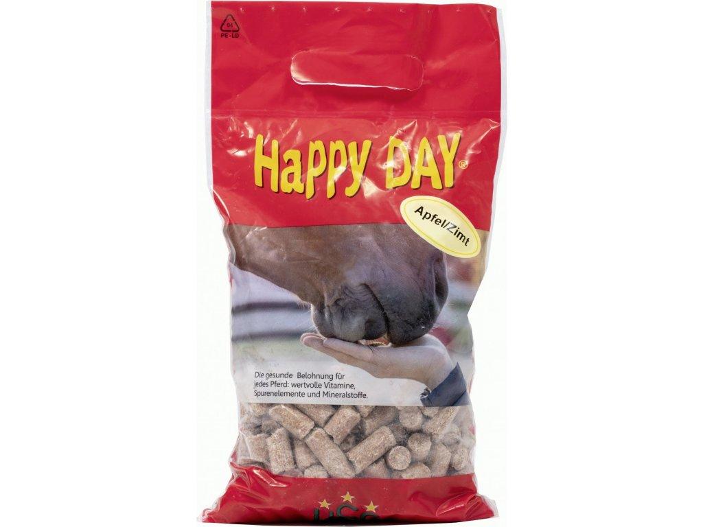 Pamlsky pro koně Happy day®, jablko-skořice