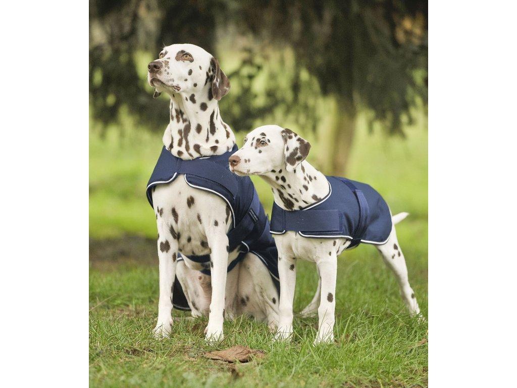 Pláštěnka pro psy Waldhausen, navy