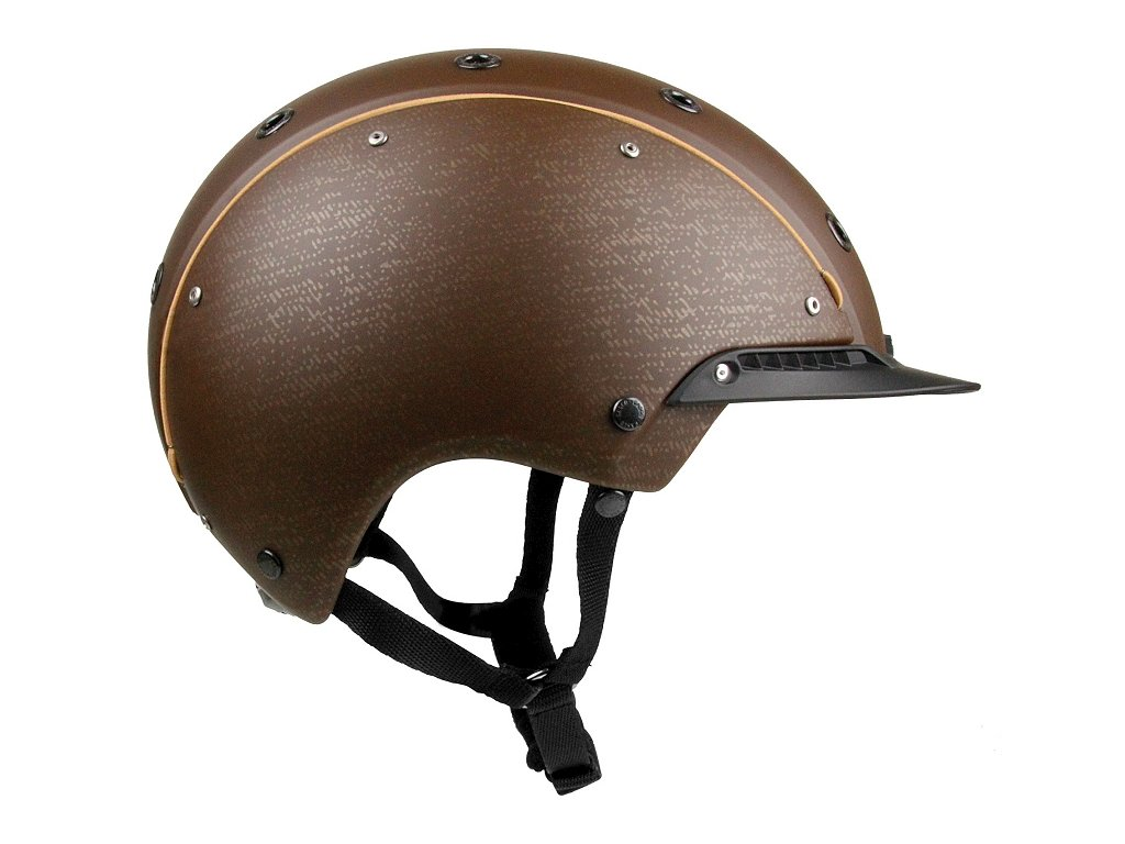 Casco Champ 3 Brown Side 6316 2