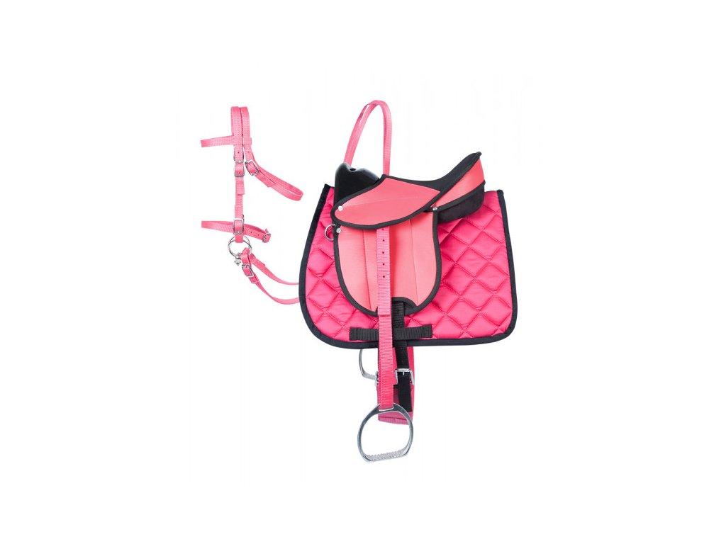 Set pro shetty PFIFF, black/pink