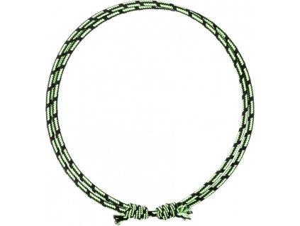 Nákrčník pevný kruhový USG, black/green